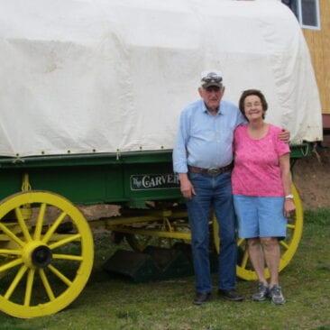 John & Gladys Garrett